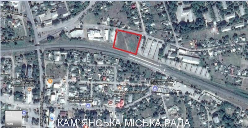 Ділянка для інвестицій по вул. Констянтина Гудзенка (Ватутіна)